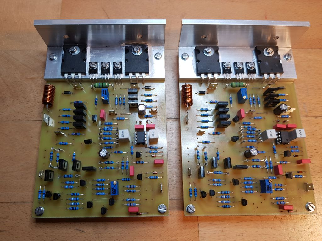 Lohstroh and Otala Amplifier